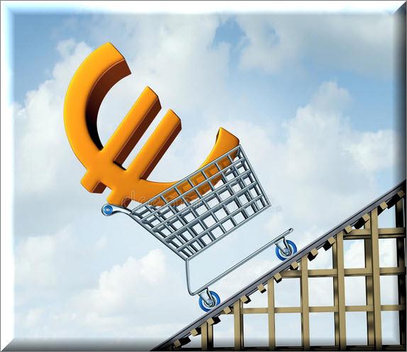 صعود اليورو