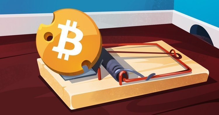 مشاريع إحتيالية في العملات الرقمية
